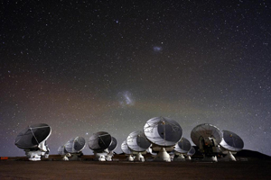 Atacama Large Millimeter/ submillimeter Array