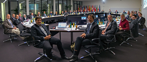 The council of ESO
