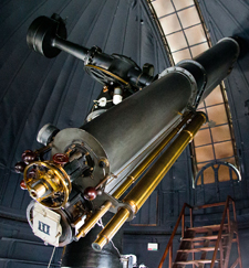 The Østervold telescope