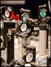 Optical experiment
