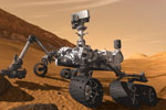 Meget højt silicium-indhold overrasker Mars-forskere
