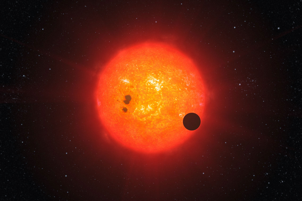 Planets in the habitable zone around most stars, calculate ...