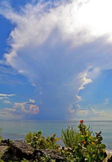 'konvektive' skyer