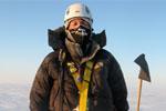 Isolerende luftlag over Grønlands iskappe mindsker nedbør