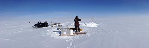 Ice-drilling