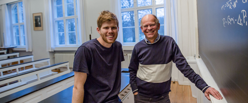 Mathias Heltberg and Mogens Høgh Jensen