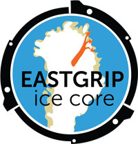Link to the  East Greenland Ice-core Project
