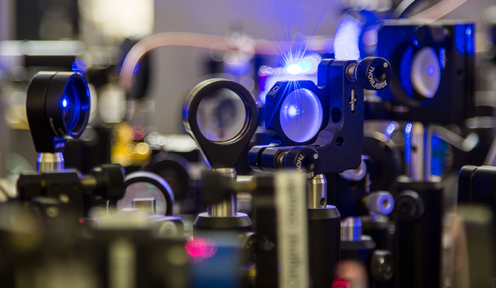 Devices for studying quantum technology