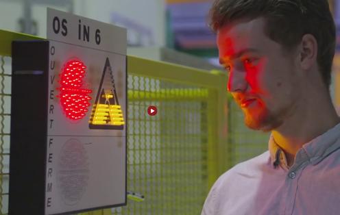 Neutronspredningsmaskine