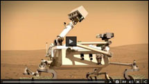 Video: Curiosity Mars Rover