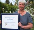 Dorthe Dahl-Jensen receives European Agassiz Medal