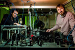 Effective reflection of light for quantum technology