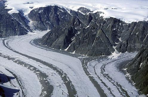 Edward Bailey Gletsjeren