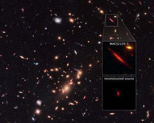 Unexpectedly Stone-Dead Galaxy Still Rotates