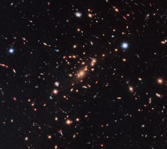 A wider view of galaxy cluster MACS J2129-0741