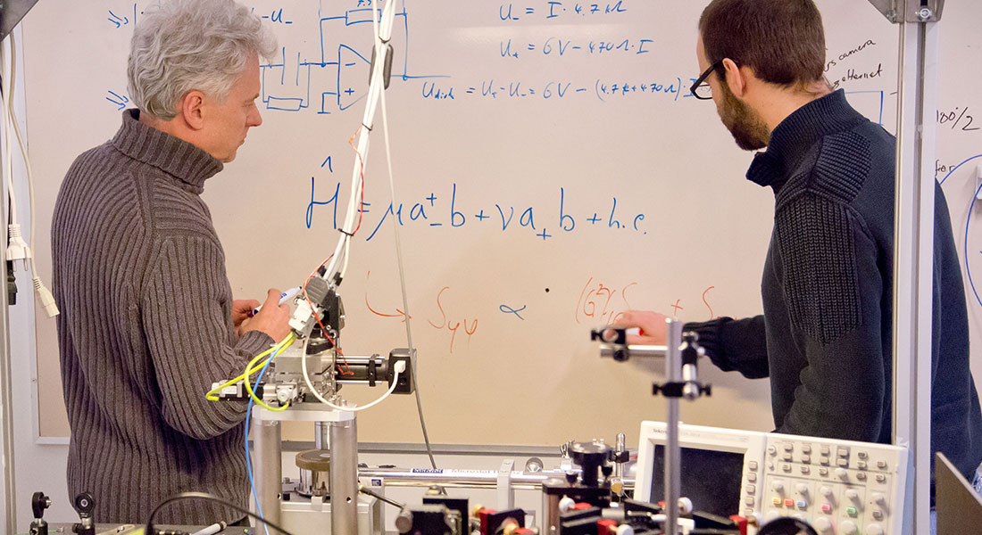Quantum Optics and Photonics at the Niels Bohr Institute
