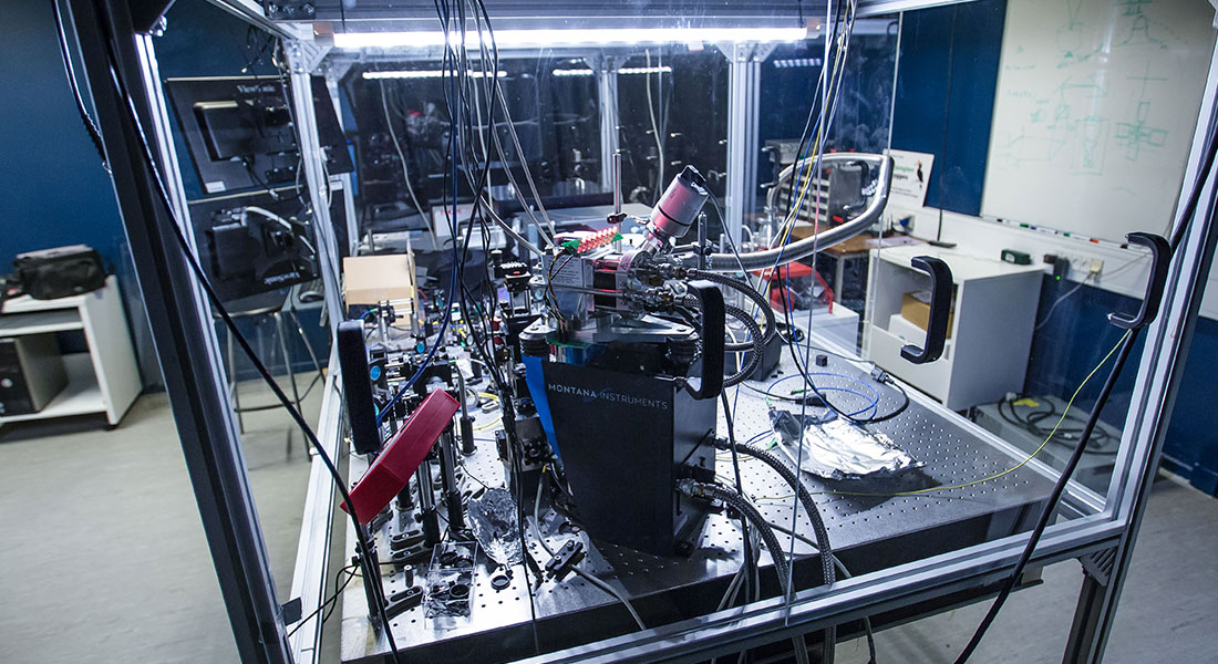 Quantum Photonics at the Niels Bohr Institute