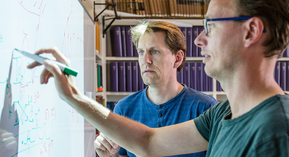 Theoretical Quantum Optics at the Niels Bohr Institute