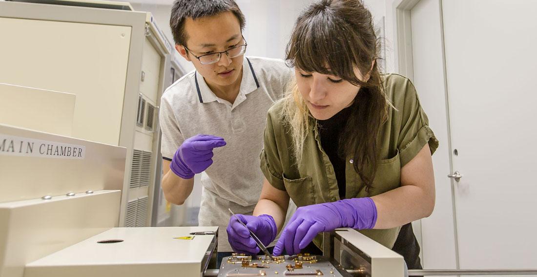 Quantech - Dansk fælles forskningsinfrastruktur, der er oprettet til at støtte og fremme forskning og industri i udviklingen af kvanteteknologi.