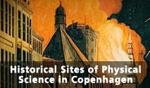 Historical sites in Copenhagen