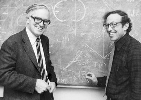 Aage Bohr and Ben R. Mottelson
