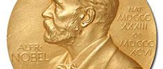 Nobel Laureates associated with the Niels Bohr Institute