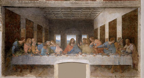 Painting: The Last Supper