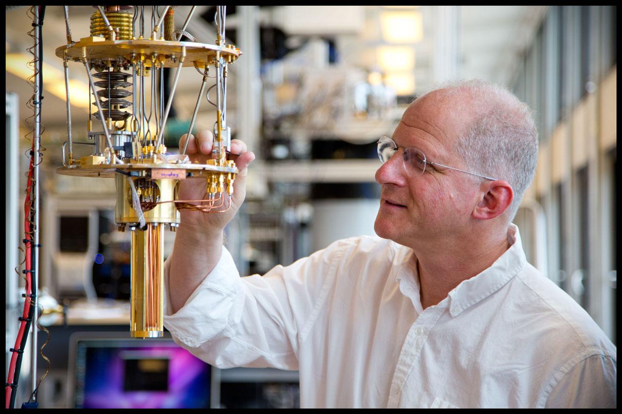 Charles Marcus får amerikansk forskerpris – Niels Bohr Institutet - Københavns Universitet