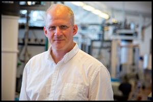 Charles Marcus er en af verdens førende forskere indenfor kvante-elektronik