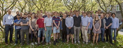 quantum optical research groups at Niels Bohr Institute