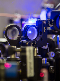 Mirrors and lenses in the optical laboratory