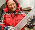 Jørgen Peder Steffensen udnævnes til professor i glaciologi