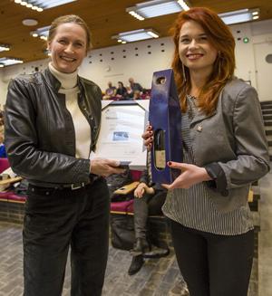 Marianne Vestergaard og Victoria Sosnovtseva