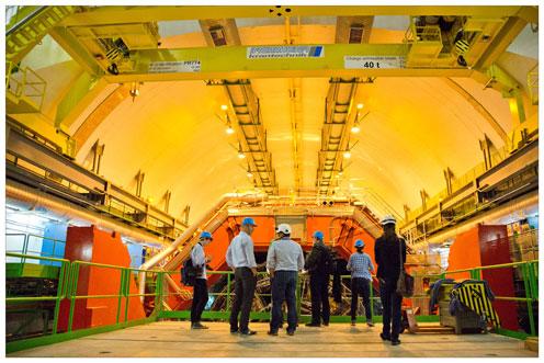 ALICE ved CERN