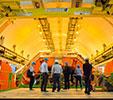 Undervisning og Forskningsminister Søren Pind besøger CERN