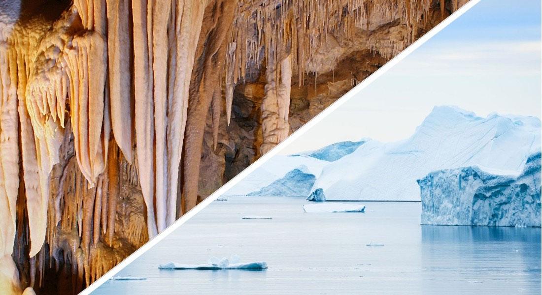 Forskere fra bl.a. Københavns Universitet beviser i nyt studie, at gentagne bratte klimaændringer under den seneste istid skete samtidig i både Sydamerika, Sydøstasien, Europa og Grønland. .