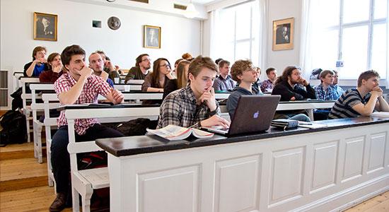 Videoer om at læse fysik på Københavns Universitet