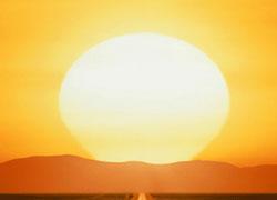 solopgang og nedgang